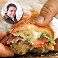 Emeril Lagasse's Vietnamese-Style Grilled Pork Po'Boy