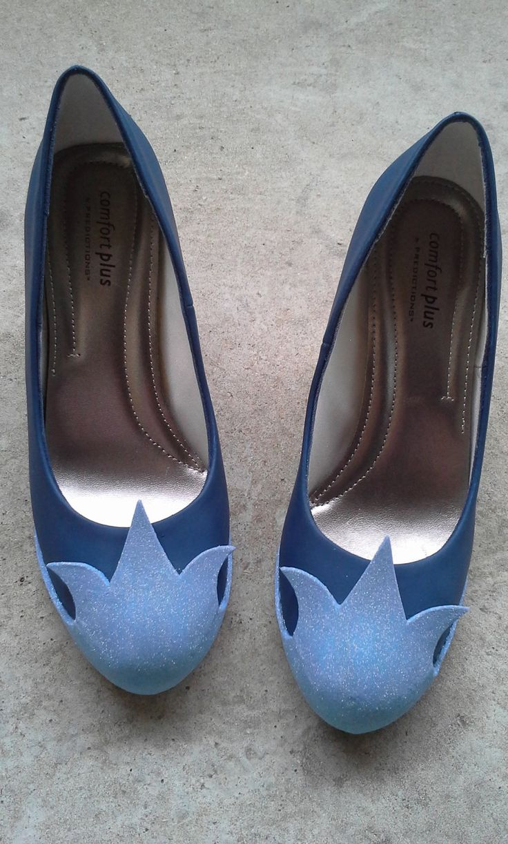 Princess Luna Cosplay Shoes by LovelyWaifu.deviantart.com on @deviantART