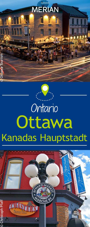 Ottawa: Wir verraten euch alles wichtige über Kanadas Hauptstadt.