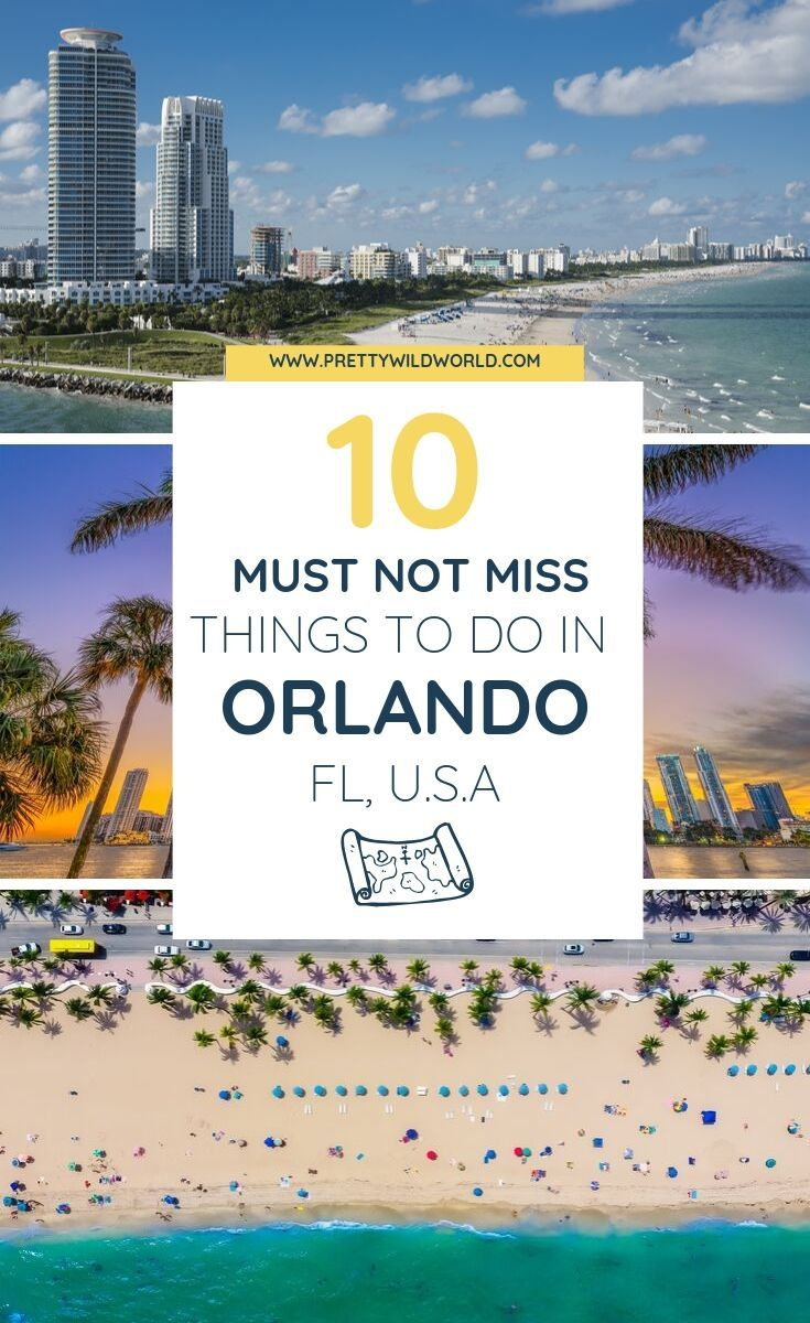 Things To Do In Orlando Fl Usa Are You Looking For Fun Places To Visit In Orlando Besides Dis Cool Places To Visit Places To Travel Usa Travel Destinations