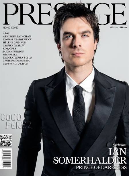 Ian Somerhalder / TVD / The Vampire Diaries