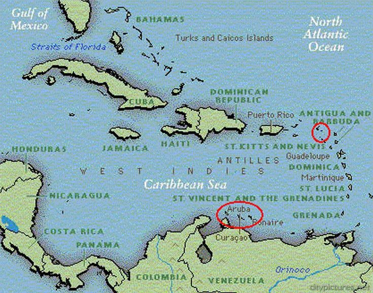 Pictures of Aruba | aruba map postcard, aruba map wallpaper, aruba map picture, aruba map ...