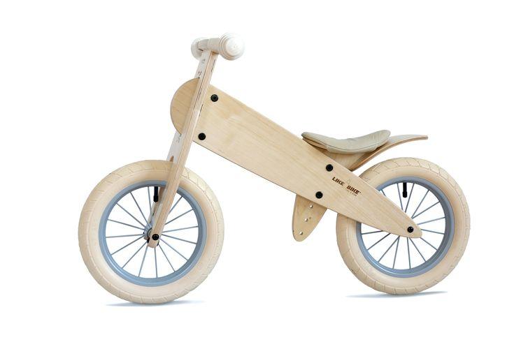 LIKEaBIKE white spoky - KOKUA Bikes
