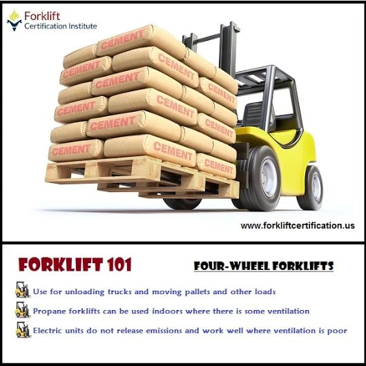 Wanna learn more? Enroll now! #forklift #forklifttraining #forkliftcertification