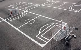 Картинки по запросу street art football