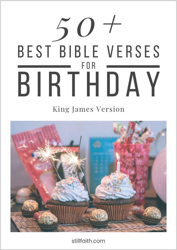 what does the bible says about birthday
