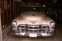 My first car, 1953 Cadillac