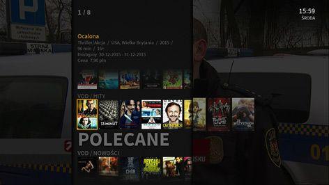 SATKurier.pl / Cyfrowy Polsat / GraphyneTV - innowacyjne rozwiązanie ADB w dekoderze EVOBOX PVR Cyfrowego Polsatu