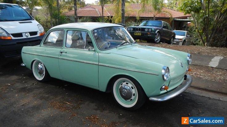 VW 1964 SEDAN #vwvolkswagen #type3 #forsale #australia