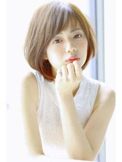 ヴァニル(Vanir) ゆるふわナチュラルショート Vanir 吉祥寺美容室カラー上手い