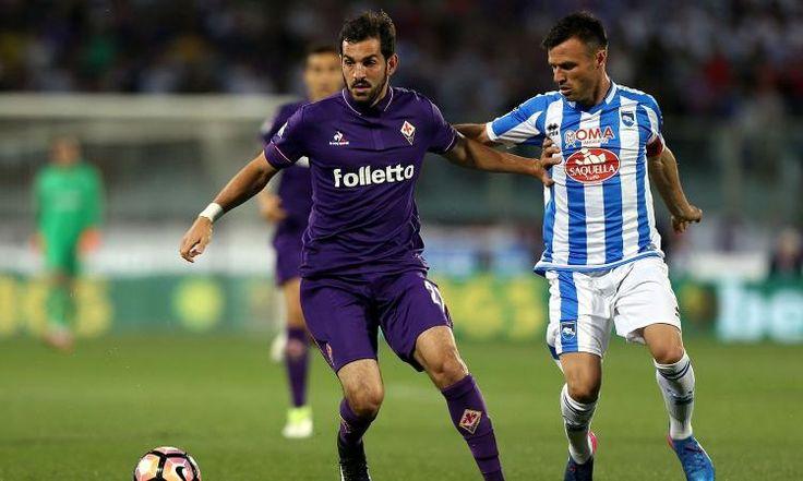 Cuplikan Fiorentina 2-2 Pescara, Liga Italia: Comeback, La Viola Lolos dari Maut