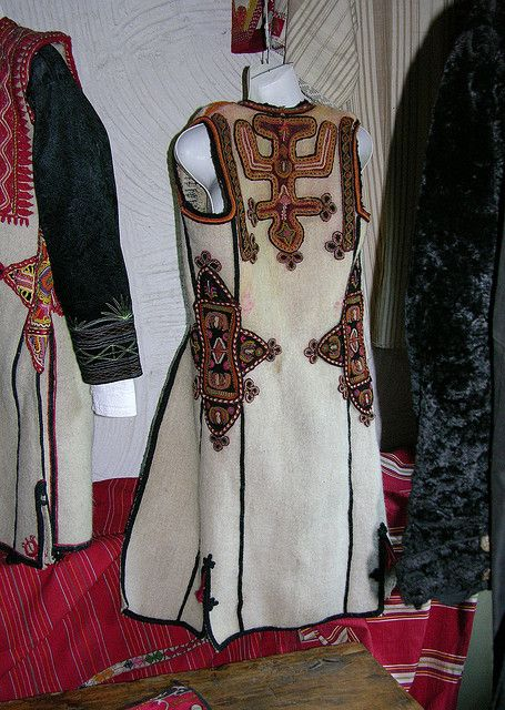 Woman's Traditional Costume from Mirdita, North Albania, Shkodra  The people from the region of Mirdita, throughout history, were known to have been pioneers of the Catholic faith against the ruling Muslim Ottomans. During the 15th century, the Mirditas were under the leadership of Gjergj Kastrioti - Skenderbeg himself. The Mirditas are said to be the direct brothers of the Dukagjinas, meaning both regions were founded by one ancestor.Mirdita takes its name from the Albanian greeting, Good…