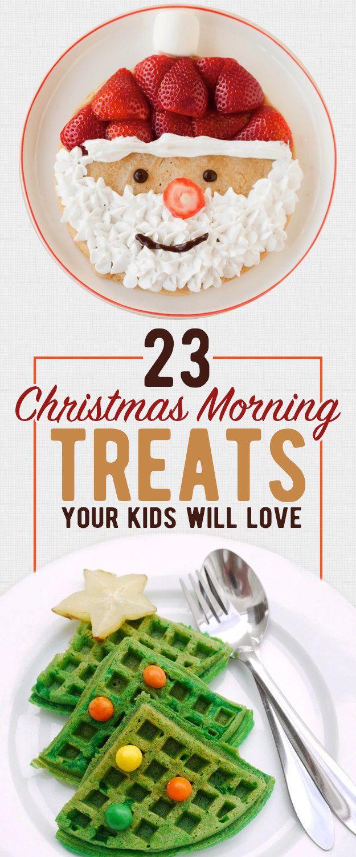23 Christmas Morning Treats Your Family Will Love