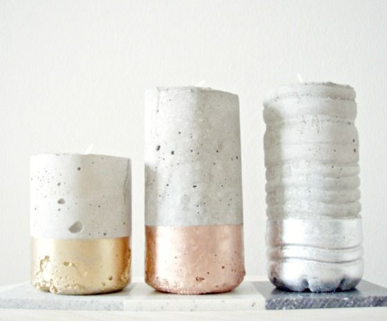 Concrete and metal paint <3
