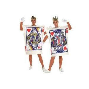 Card King of Hearts Costume