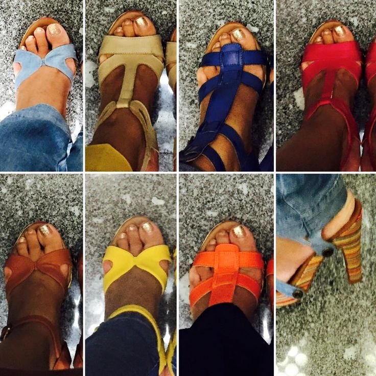 7 days = 7 different looks with my galibelle Deise Colored Leather <3 galibelle