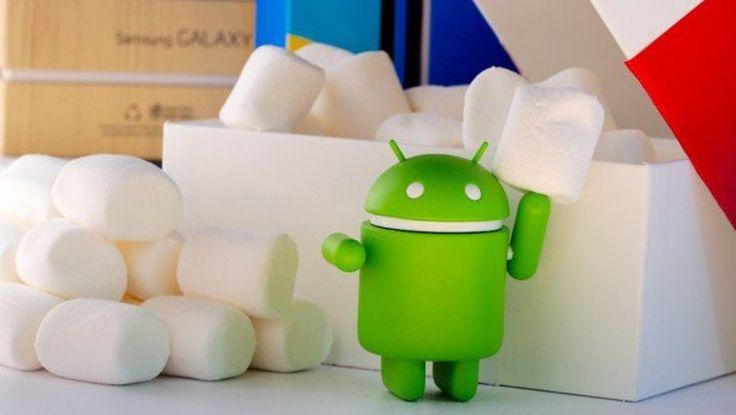 قامت جوجل بتطوير و تحديث خصائص أندرويد مارشيمللوولقد قمنا بتجميع مميزات أندرويد 6.0 مارشيملو فى هذة المقاله Android Marshmallow 6.0 :