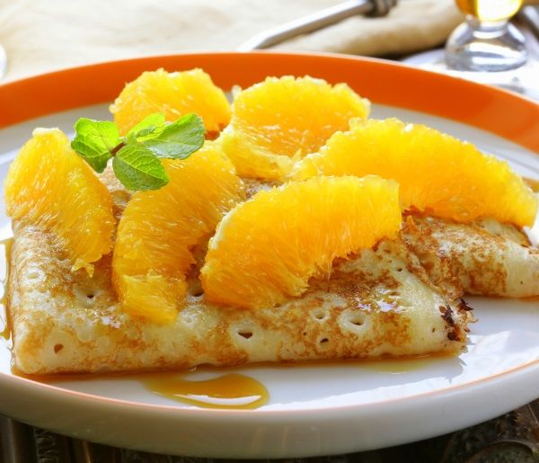 Clătite Suzette cu portocale a la Gordon Ramsay | Retete culinare - Romanesti si din Bucataria internationala