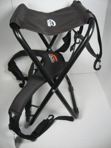 Innova Caddy Seat / Backsaver Strap Combo by Innova. $58.45. The Innova Caddy Seat is an integrated seat and backpack frame designed to attach to your disc golf bag. The Caddy Seat is compatible with Innova Backsaver Straps, made from lightweight aluminum, and its built in lumbar pad helps disperse the weight of your bag. The Innova Backsaver Straps are designed to evenly distbute the weight of a full disc golf bag across your shoulders. This can greatly effec...