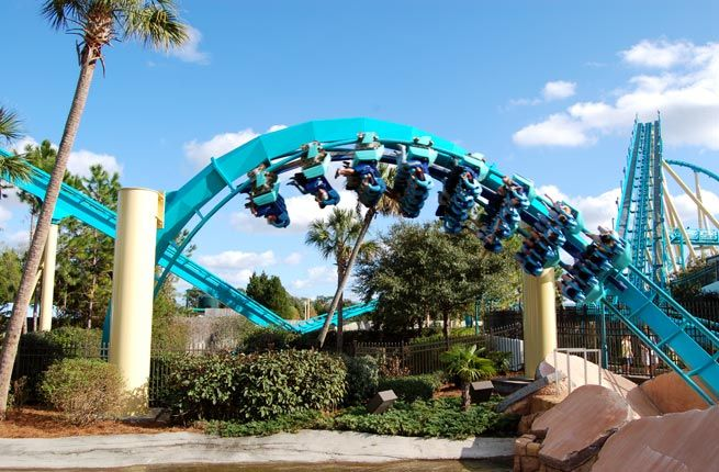 20 Can't-Miss Theme Park Attractions in Orlando