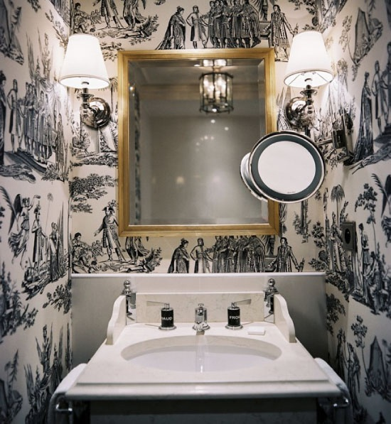 What Is A Powder Room 89 best powder rooms images on pinterest | bathroom ideas, room