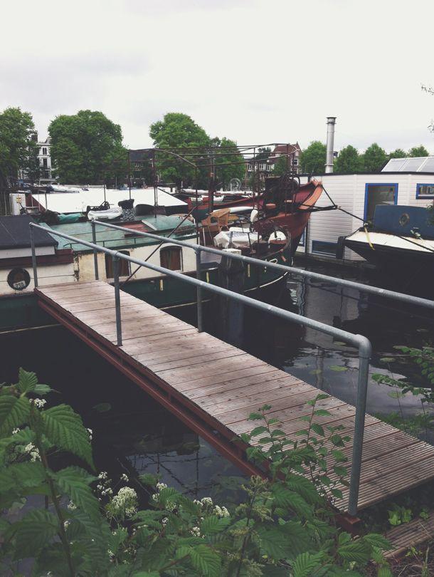 Amsterdam - Studio visit Aliki van der Kruijs - www.iwaithere.com
