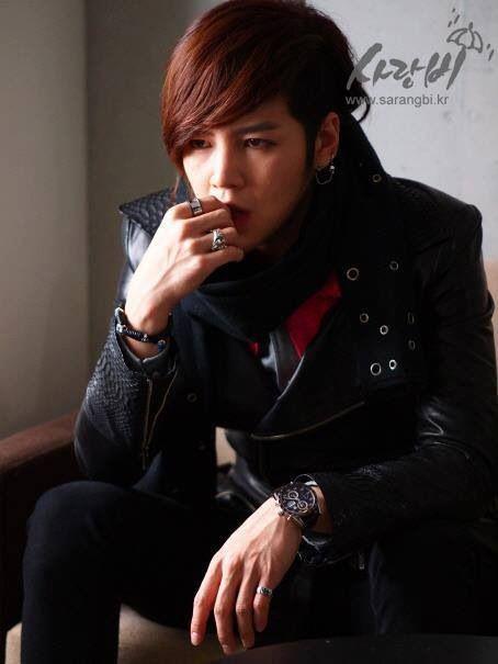 Jang Keun Suk ~~ Love Seo Joon's edgy style in Love Rain♥