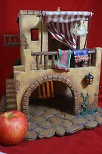 "FONTANINI ROMAN, INC. THE HOME FOR THE 5"" INCH HEIRLOOM NATIVITY VILLAGE"