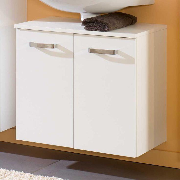 Waschbeckenunterschrank In Weiß Zum Hängen Jetzt Bestellen Unter:  Https://moebel.ladendirekt.de/bad/badmoebel/unterschraenke/?uidu003d2f474e43 Bbe0 56a3 Ae95   ...