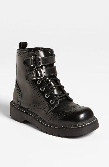 T.U.K. 'Anarchic' Combat Boot available at #Nordstrom OR just buy direct from T.U.K.