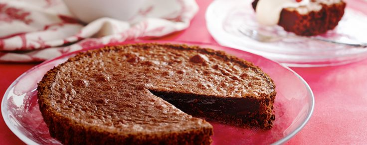 This Salted Chocolate Tart is truly Irresistible!
