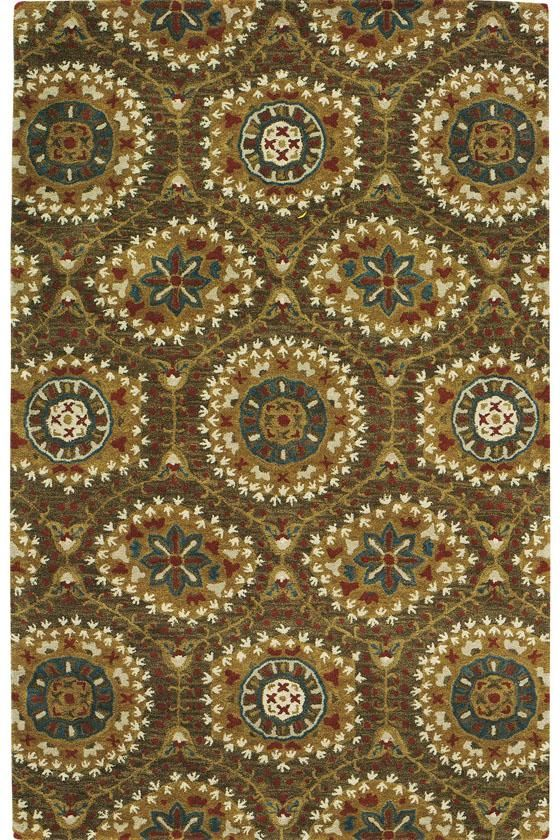 Boho Area Rug Hand Tufted Wool From India Freedom Of