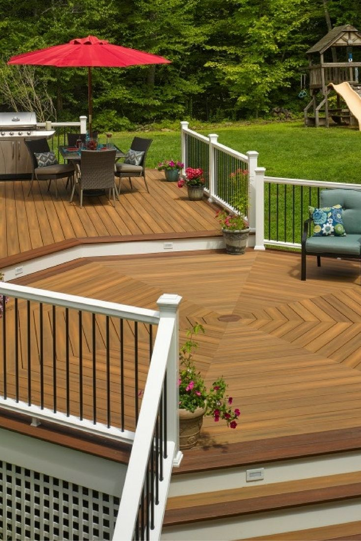 371 Best Images About Composite Decks By Fiberon On