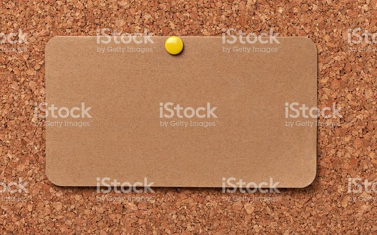 note paper corkboard label message post it royalty-free stock photo