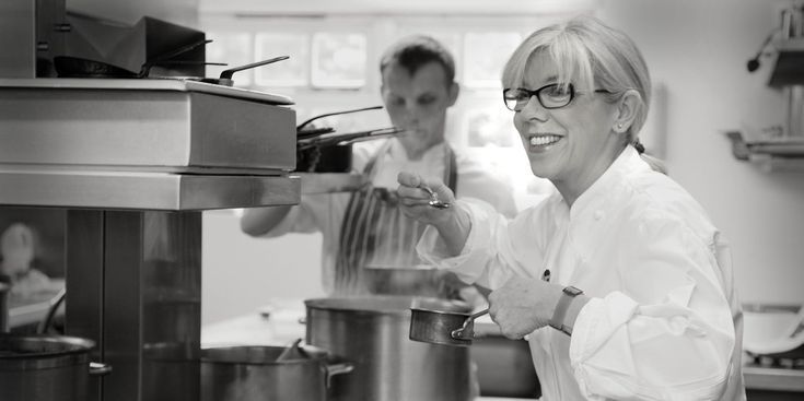 The Yorke Arms' Frances Atkins is a legend in Yorkshire and is one of the few Michelin-starred female chefs in the UK. Frances Atkins recipes are sublime and The Yorke Arms is certainly worth the trip