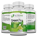 Max Strength Green Tea Extract 850mg   120 Powerful Capsules To Help Burn Fat   Green Tea Capsules   Metabolism Boost for Fast Weight Loss   Helps Shed Fat For Men And Women   - www.trolleytrends...