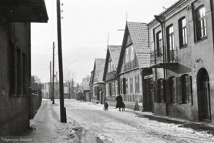Zdjęcie numer 62 w galerii - Jak kiedyś wyglądał Białystok? Unikalne zdjęcia Antoniego Zdrodowskiego