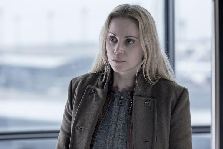 """#DieBrücke II – #TransitindenTod – Folge 5″ heute im #ZDF #Brücke #Bruecke › Stars on TV"