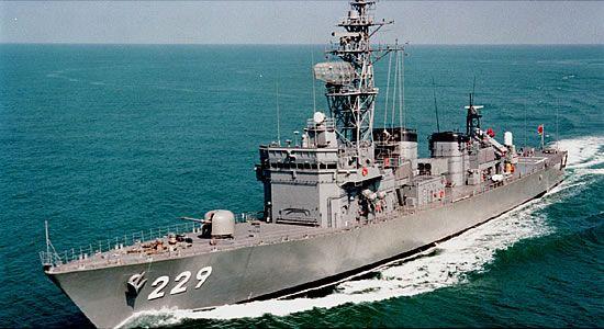 """海上自衛隊:ギャラリー:護衛艦(艦艇):あぶくま型 (DE""""ABUKUMA""""Class)"""