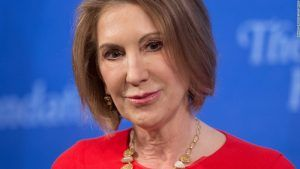 Carly Fiorina Endorses Trump