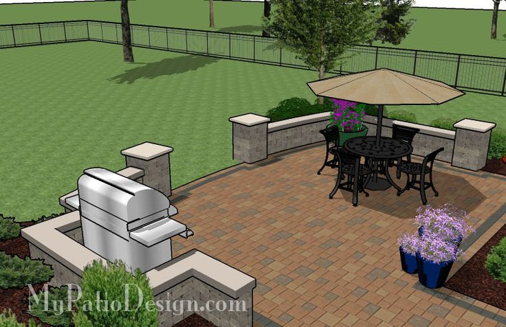 private patio ideas cozy intimate courtyards patio ideasgarden private backyard patio patio designs and ideas - Private Patio Ideas