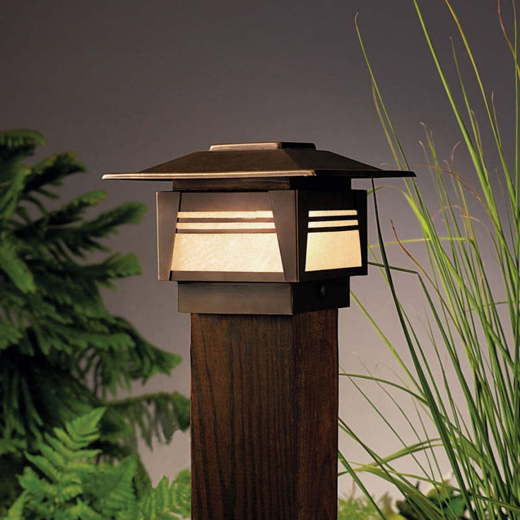 Japanese Style Lighting   Landscape U0026 Garden Lighting