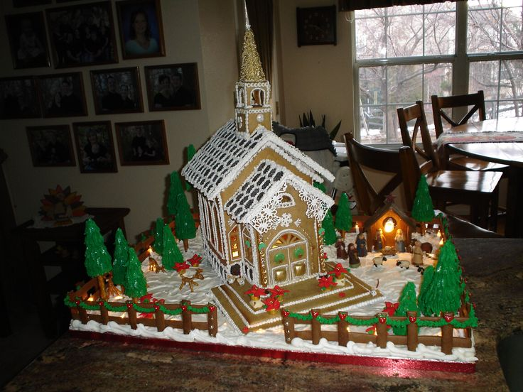 105 Best Gingerbread House Ideas Images On Pinterest