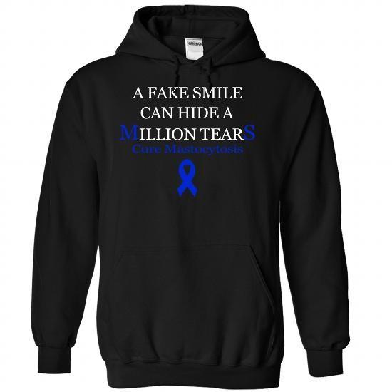 Fake - Mastocytosis - #mens hoodie #black hoodie mens. THE BEST => https://www.sunfrog.com/LifeStyle/Fake--Mastocytosis-6485-Black-Hoodie.html?60505