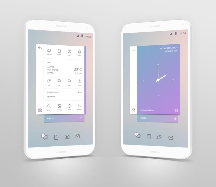 Val Android Homescreen by rabrot