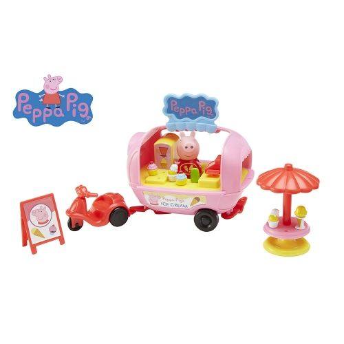 Peppa Pig Theme Park Ice Cream Playset