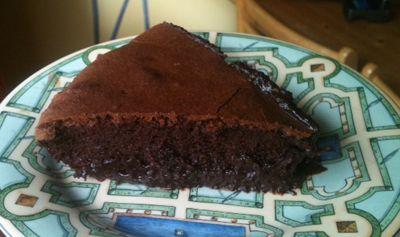 Chocolademousetaart- glutenfree - Nigella Lawson