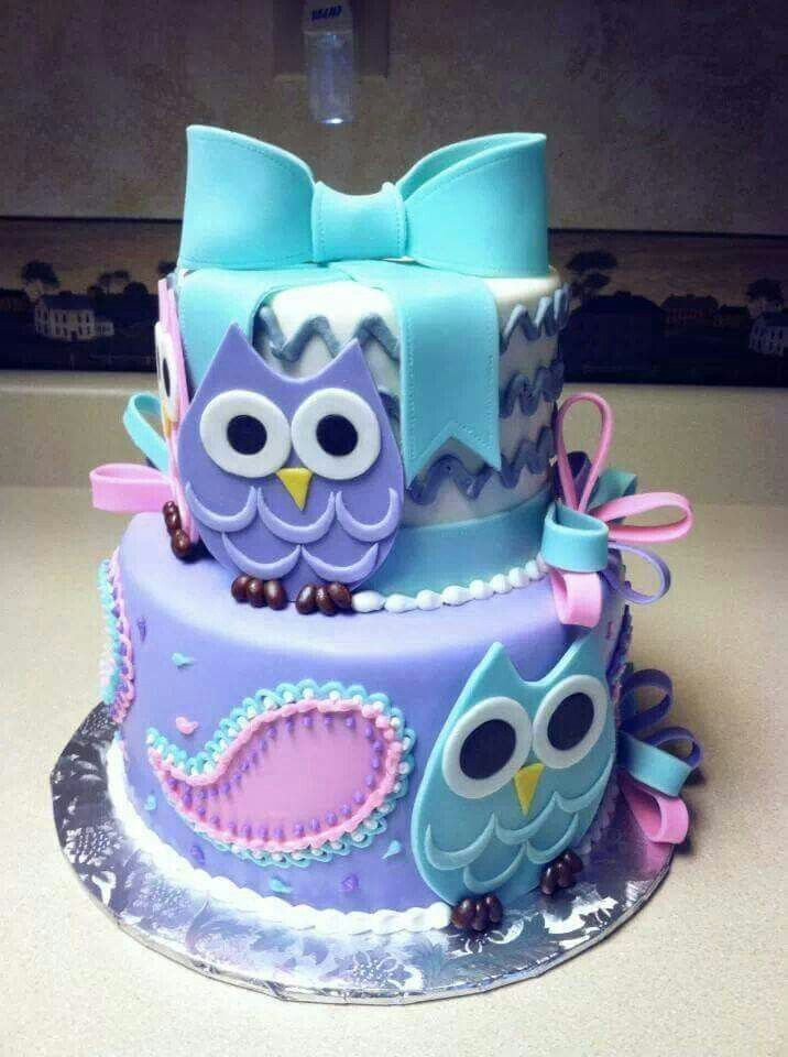 Super cute for a girl's birthday or baby shower!