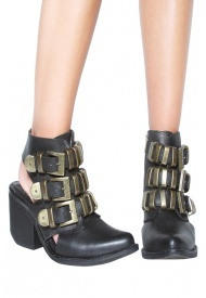 Jeffrey Campbell Tripoli Cut-Out Boot $259.95