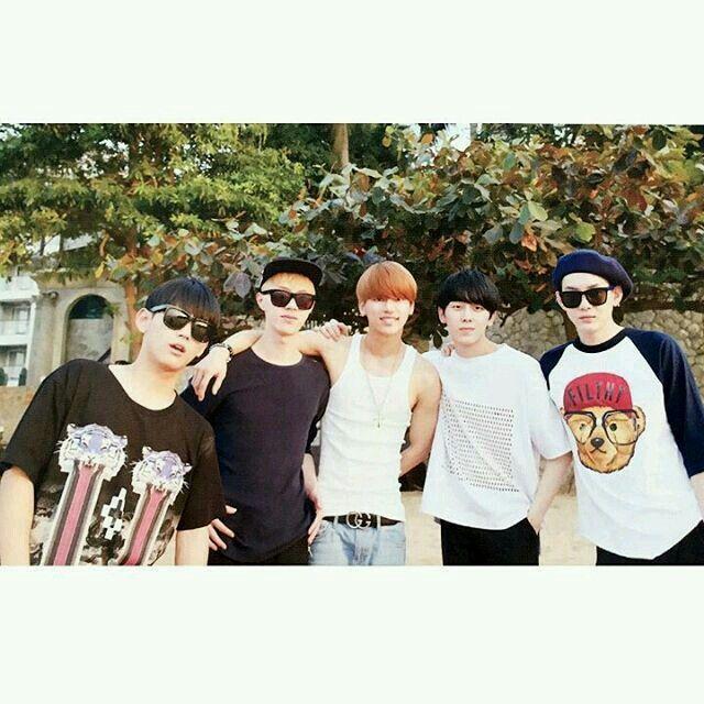 #MyName gunwoo instagram Seyong, junQ, insoo, chaejin & gunwoo♡